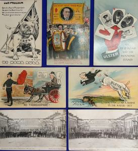 Stamps, Cigarette Cards and Post cards