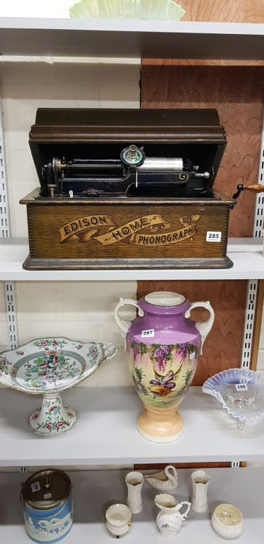 1903 Edisson Home Phonograph - £360