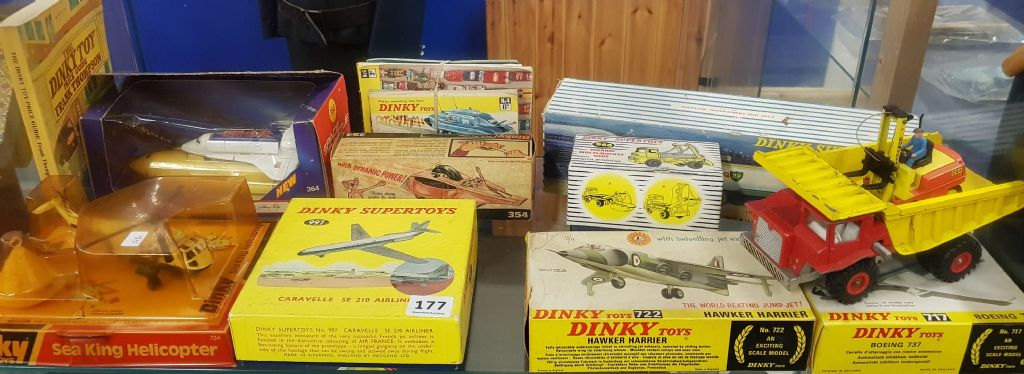 Qty of Vintage Dinky Toys - £390