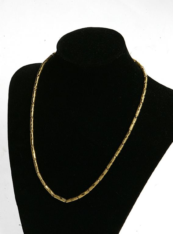 22 Carat Gold Eastern Link Chain - £550
