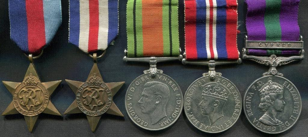 Medals Wanted!!!