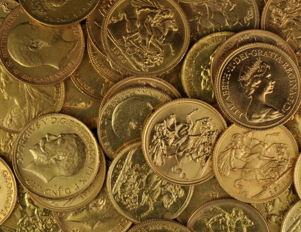 Gold Sovereign Coin Collection - £35,000
