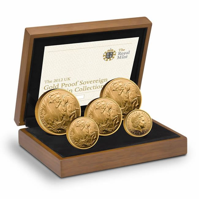 Single Owner Collection of Gold Coins - £64,000 + Fees
