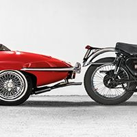 Classic & Sports Car & Motorcycle Auction