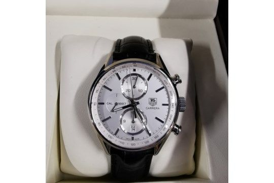 Tag Heuer Wrist Watch - £1500