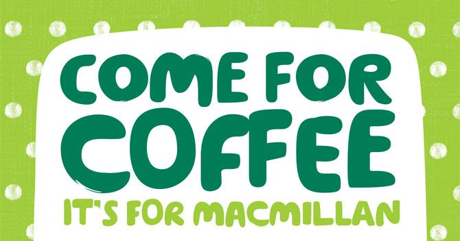 Annual Autumn Interiors Sale & Macmillan Coffee Morning