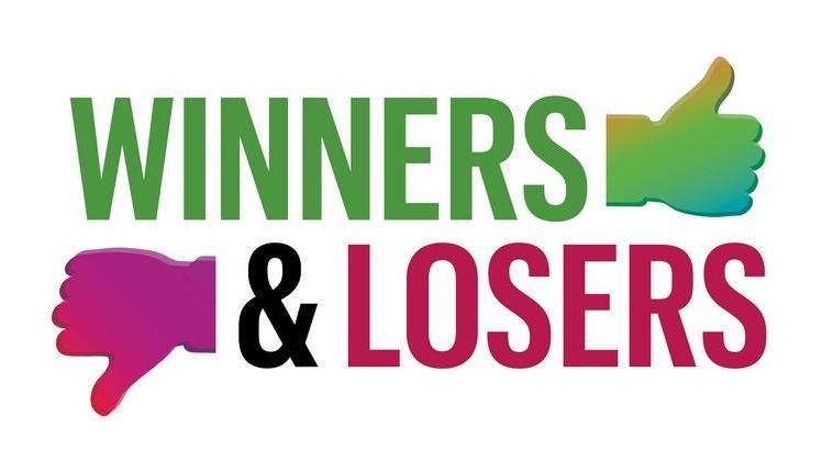 Winners & Losers of 2018